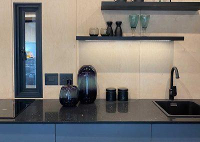 Tinyhome kitchen detail
